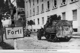 alleati in viale roma nel '44