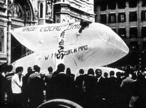 ufo a Firenze